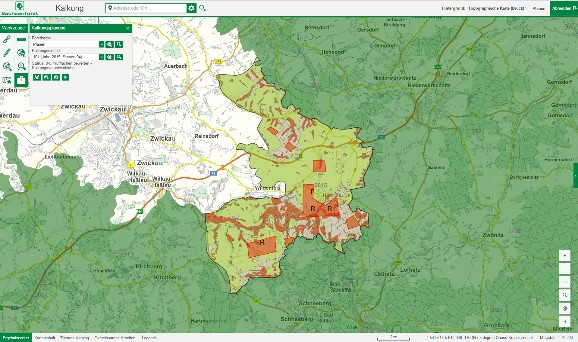 FGIS_online - Forest Web GIS