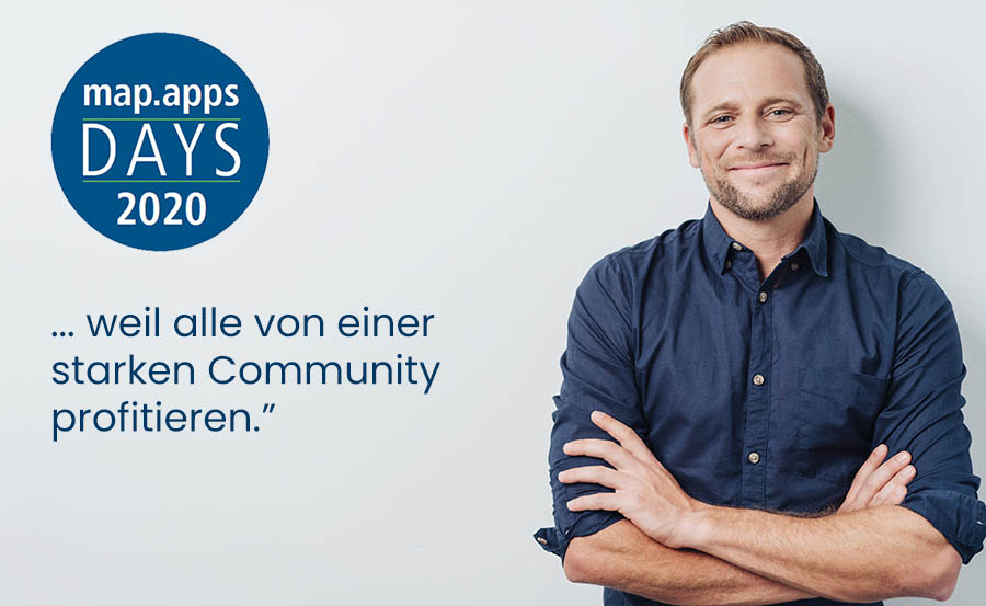 map.apps Days – Community