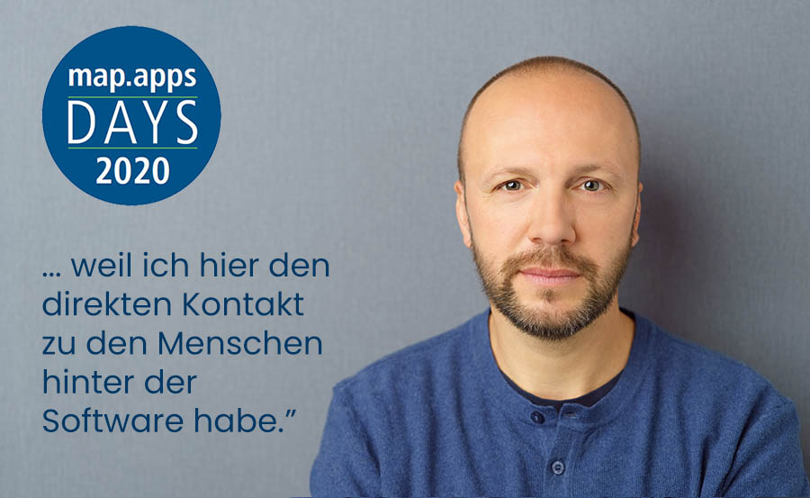 map.apps Days – Kontakt